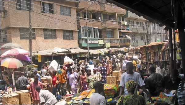 Newly Elected Officers Move To End Crises At Alaba International Market