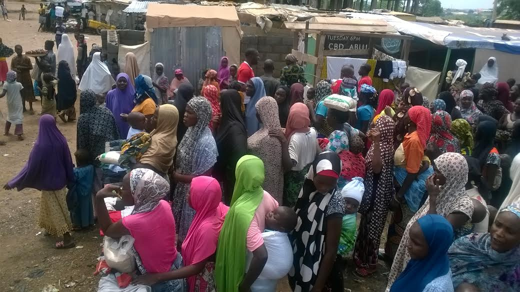 Buhari Orders Probe Into Alleged Sexual Abuse In IDPs Camps