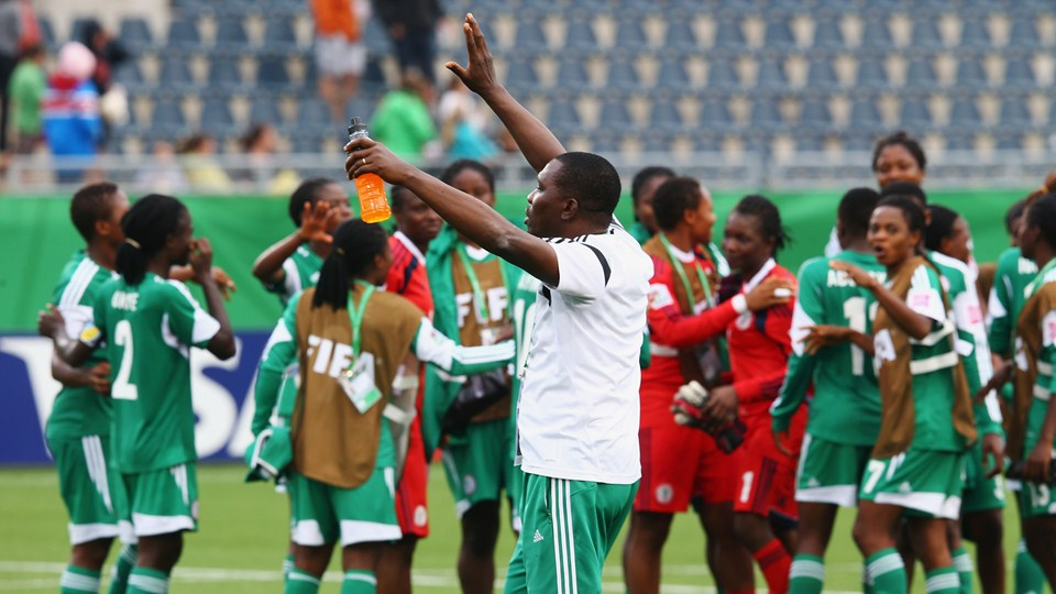 Falconets Coach To Ring Changes Against Canada