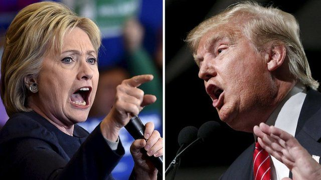 Clinton, Trump Make Final Pitches