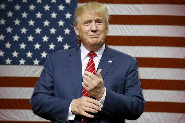 Donald Trump Is The President-Elect Of The United States