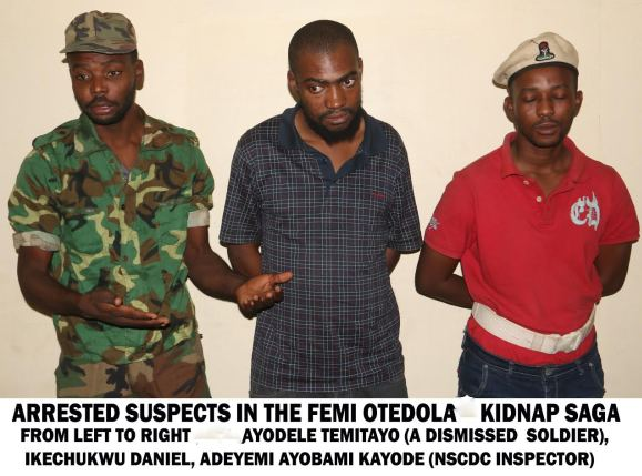 Police Foil Kidnap Attempt On Otedola