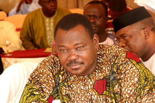 Jimoh Ibrahim Accuses Jegede Of 'Buying' Judgement