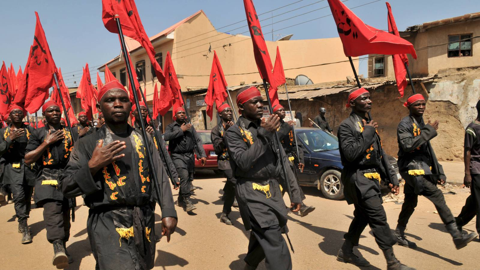 At Least 10 Killed In Police-Shiites Clash