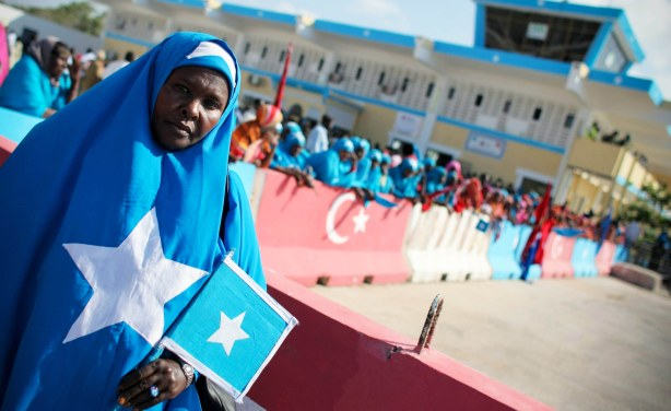In Somalia, Voting Under Way But Democracy Delayed