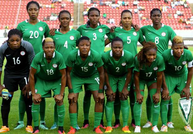 Omagbemi Sweats Over  The Fitness Of Oshoala, Ebi And 2 Others
