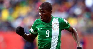 during the FIFA U-17 World Cup Chile 2015 Final between Mali and Nigeria at Estadio Sausalito on November 8, 2015 in Vina del Mar, Chile.
