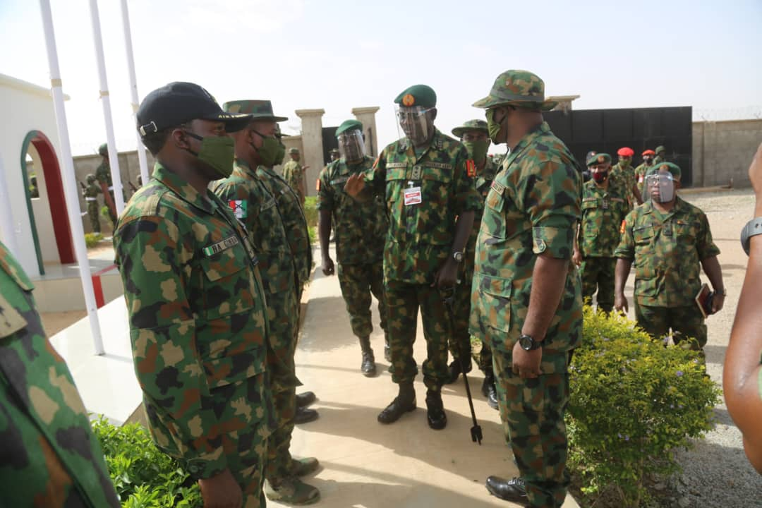 Senate kicks, as Army Fails to Tackle Insecurity.