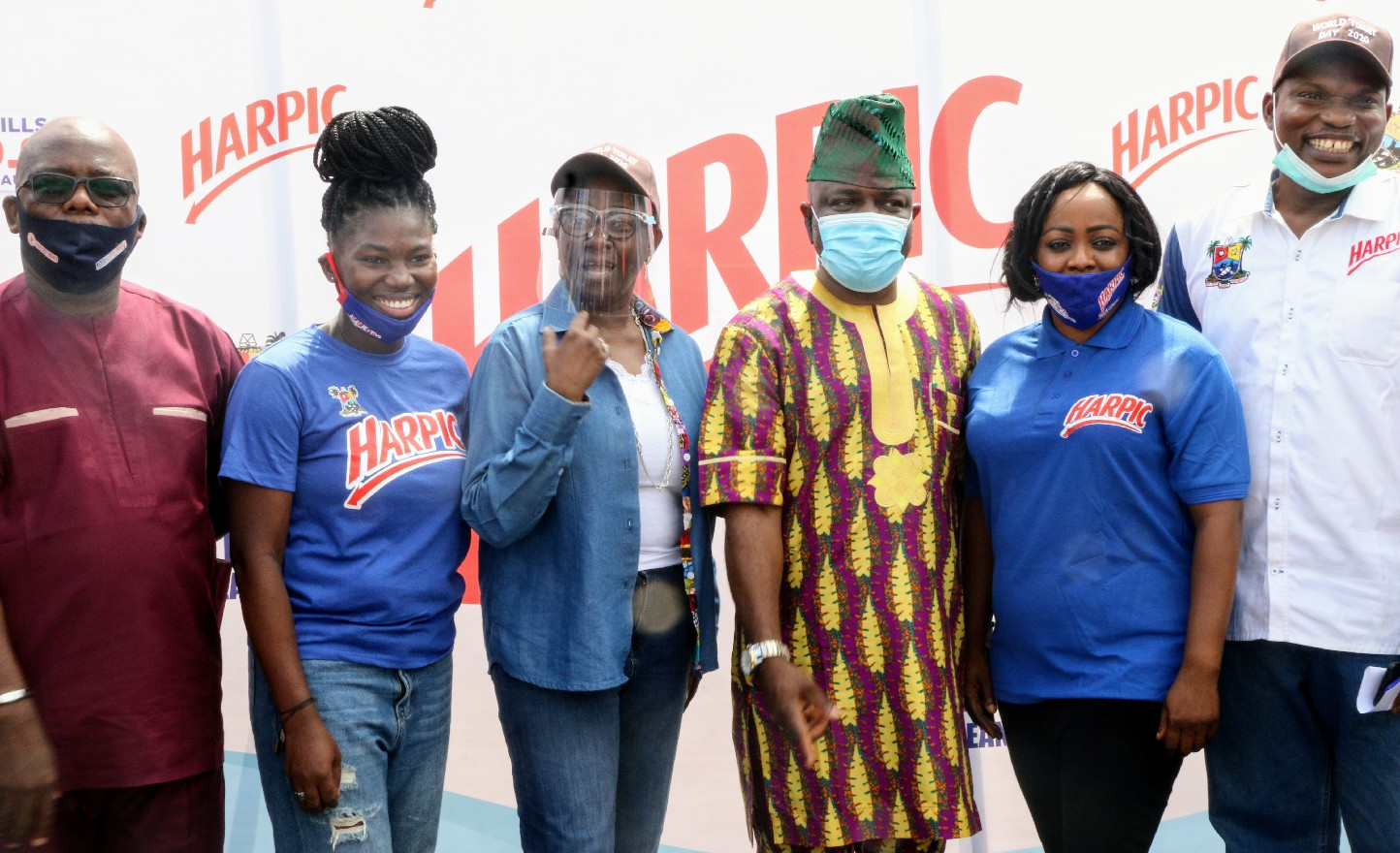 LASG Flags-off 'clean Lagos: Use The Toilet' Campaign