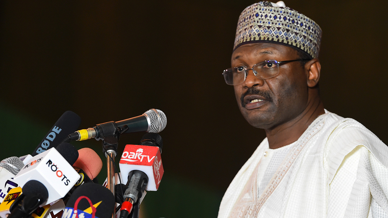 INEC gets Acting Chairman as Yakubu Steps Aside Today.