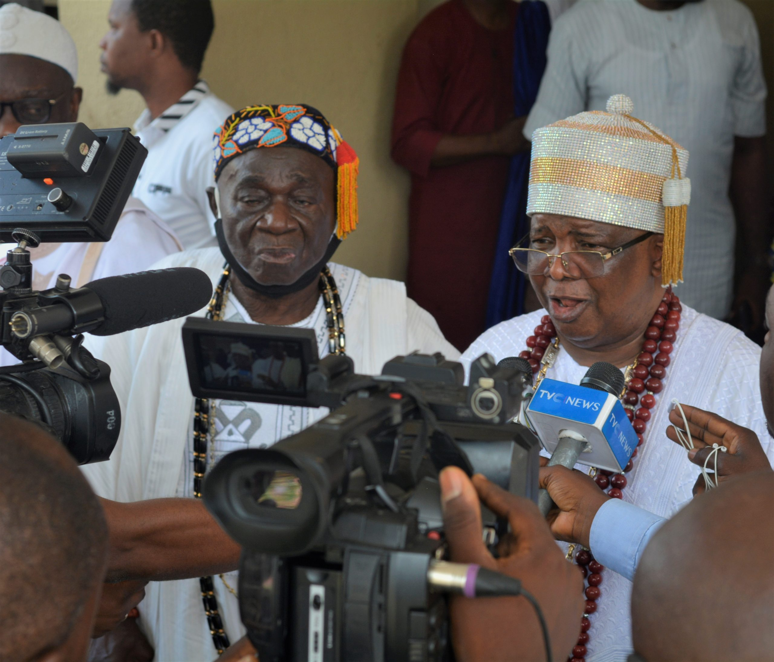 Lagos Council Of Obas Condemns Attack On Akiolu's Palace