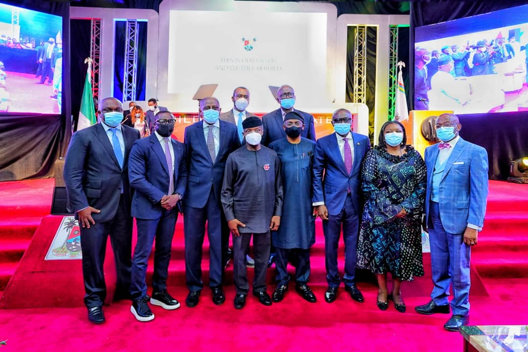 Presidency, CBN, Legislature Back Lagos Recovery Effort, As Sanwo-Olu Unveils Team