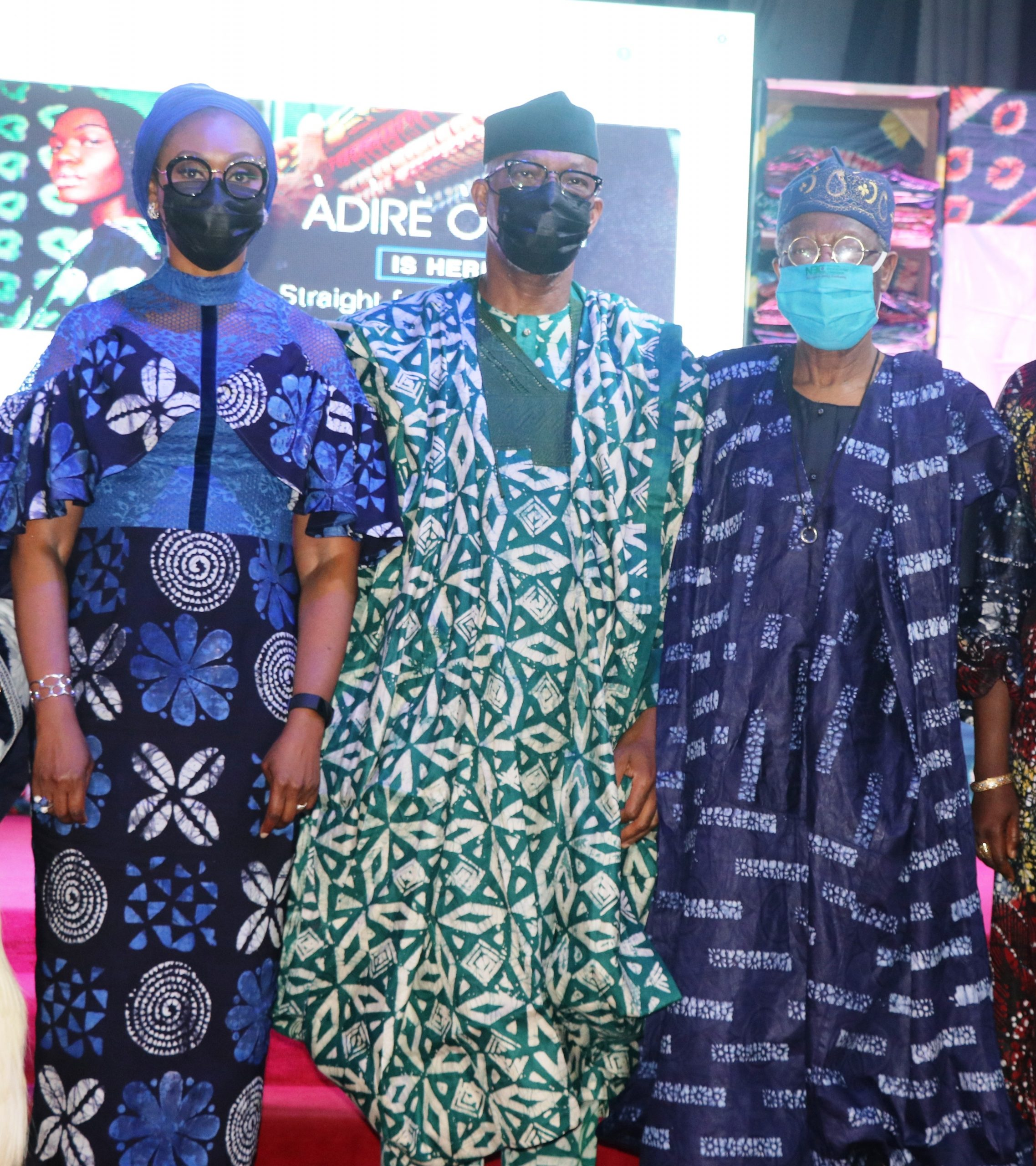 Minister Hails Launch of Digital Platform To Market Tie and Dye Fabrics