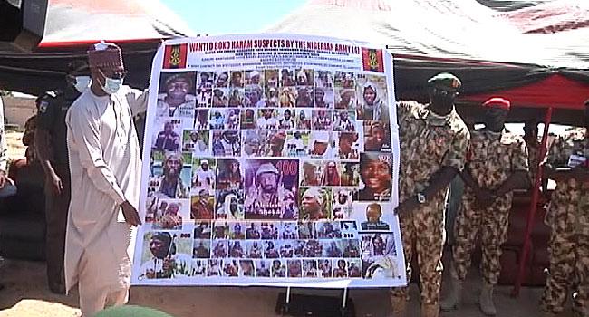 Nigerian Army Kicks-Off Fresh Manhunt For Boko Haram Leader Shekau, Others