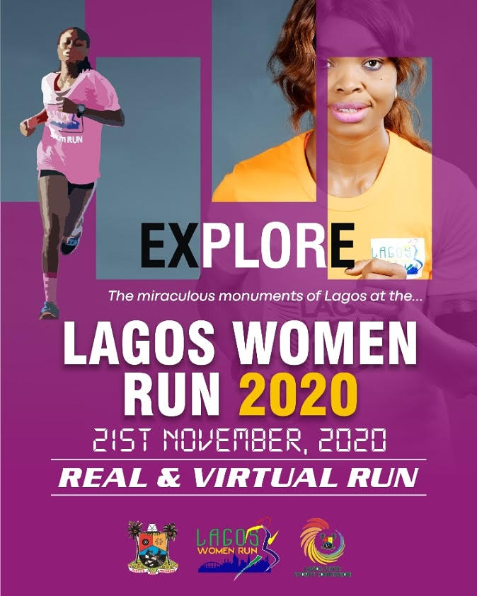 Lagos Set To Host Y2020 Edition Of Lagos Women Marathon On Saturday