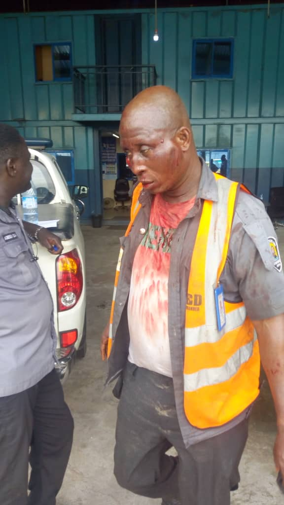 LAGOS CBD CONDEMNS INCESSANT ATTACK ON ITS ENFORCEMENT OFFICERS