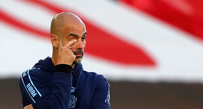 Guardiola Signs New Contract To Stay At Manchester City Until 2023