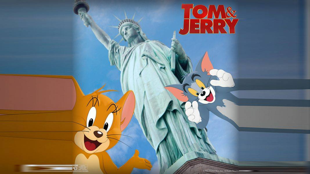 Tom And Jerry Set To Hit The Big Screen