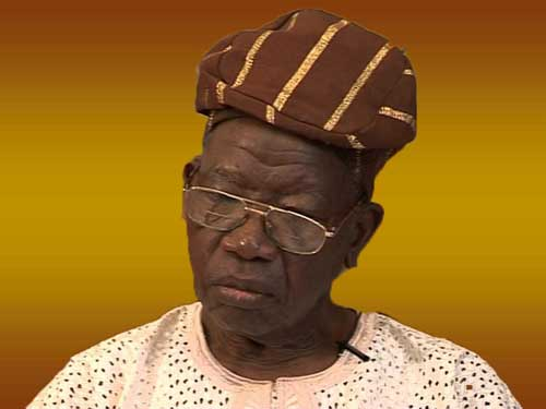 BREAKING: Ex-Lagos governor, Lateef Jakande, dies at 91