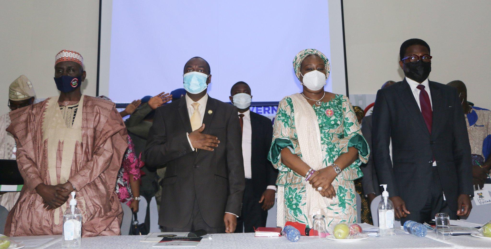 Sanwo-Olu Calls For Technology-driven Public Service