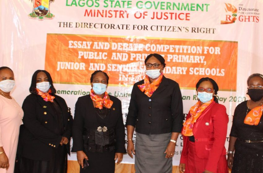 LASG TO REVIEW CHILD RIGHTS LAW