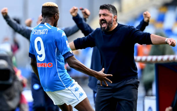 Napoli to have Osimhen  before Christmas break