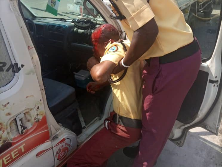 LASTMA Condemns Attack On Personnel By Motorist In Lekki