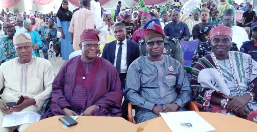 SANWO-OLU: TRADITIONAL INSTITUTIONS, GOVT MUST SYNERGISE FOR NATIONAL DEVELOPMENT