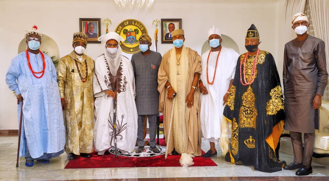 ENDSARS: Traditional Rulers Push For Dialogue To Resolve Youth Grievances