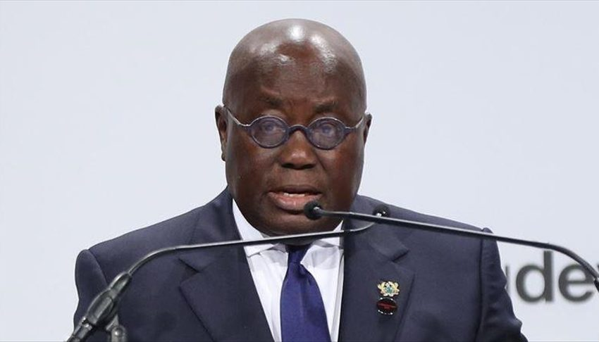 Nana Akufo-Addo wins 2nd term as President of Ghana.