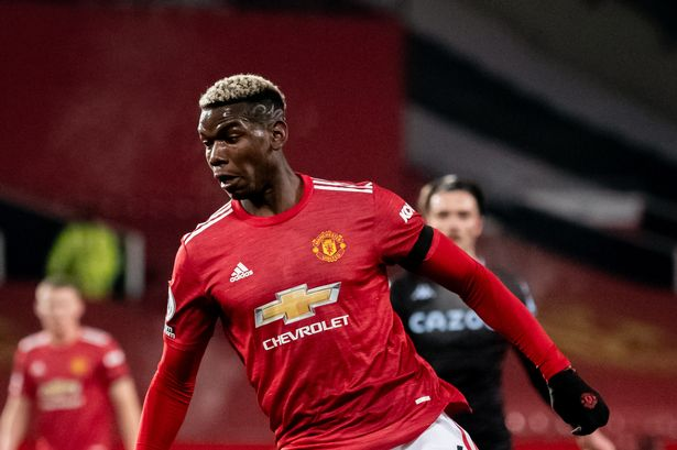 Playing for Manchester United not easy —Pogba