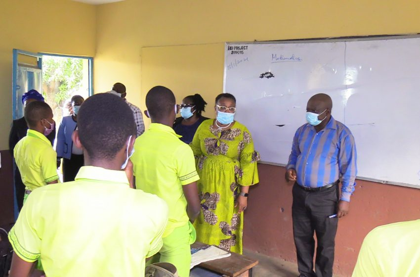 SCHOOL RESUMPTION: LASG TOURS PUBLIC AND PRIVATE SCHOOLS TO MONITOR PROTOCOL COMPLIANCE