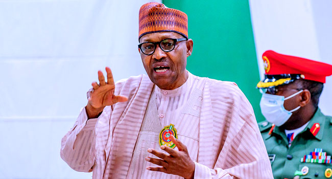 Buhari Approves Establishment Of One Oxygen Plant In Each State.