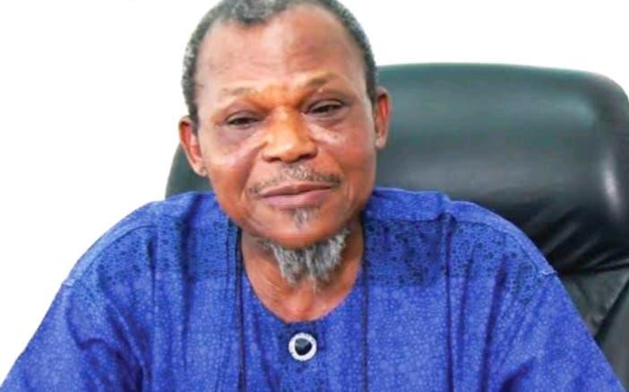 Former Imo, Lagos Gov, Rear Admiral Ndubuisi Kanu dies at 77