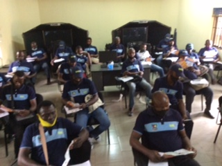LASDRI HOLDS ONE-DAY TRAINING PROGRAMME FOR 110 LBSL DRIVERS