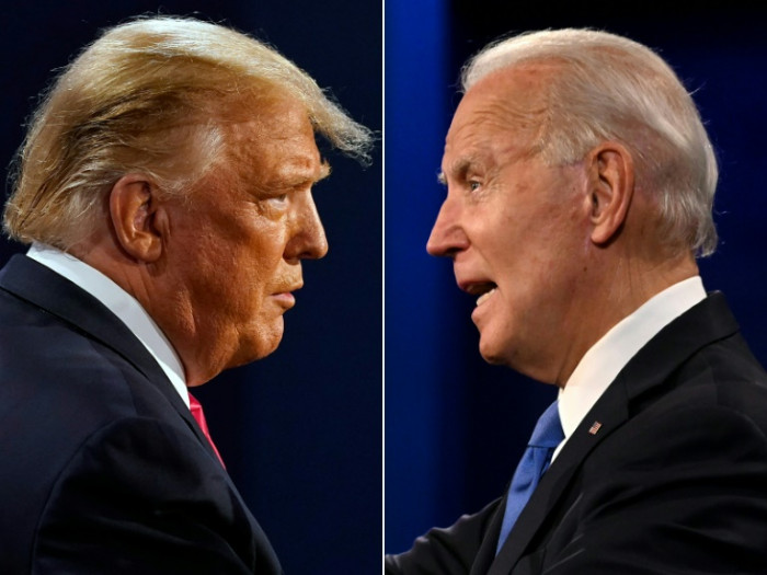 Pence declares Biden winner of the presidential election after Congress finally counts electoral votes
