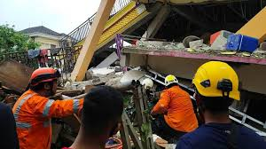 At Least 35 Killed and Hundreds Injured as Quake Hits Indonesia