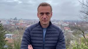 Russian Opposition Leader Alexei Navalny detained on his Return to Moscow