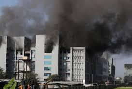 Fire Guts India 's Largest Coronavirus Vaccine Facility, Kills Five