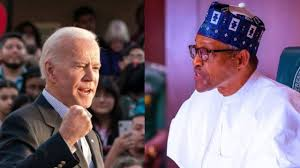 Buhari Welcomes Joe Biden, Kamala Harris