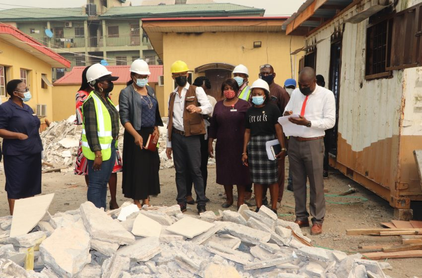 LAGOS COMMENCES DEEP REFURBISHMENT OF GENERAL HOSPITALS