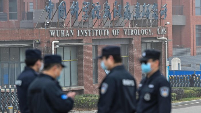 WHO-led COVID-19 Probe Team In China Visits Wuhan Virus lab