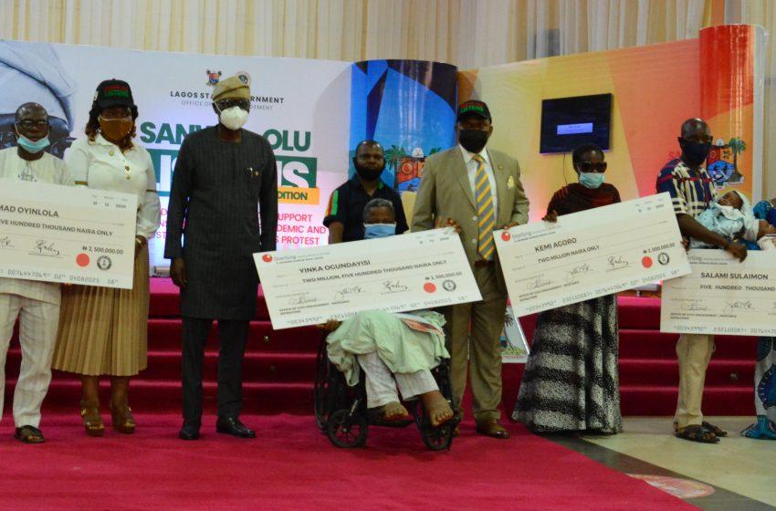 'SANWO-OLU LISTENS': LAGOS PROVIDES SUCCOUR FOR MORE VULNERABLE RESIDENTS