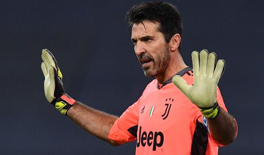 Juventus Goalkeeper Buffon Fined For Blasphemy