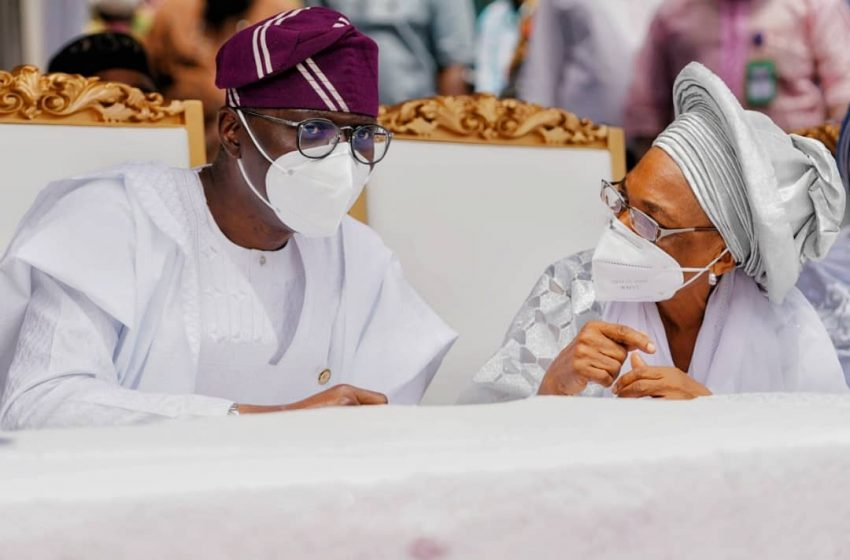 JAKANDE'S NAME SYNONYMOUS WITH SELFLESS LEADERSHIP – SANWO-OLU