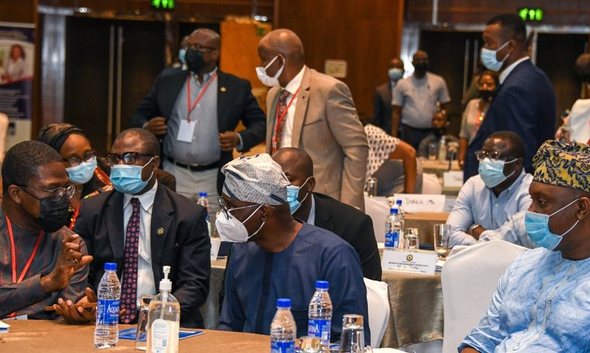 PERMANENT SECRETARIES MUST COLLABORATE WITH CABINET MEMBERS FOR BETTER COORDINATION – SANWO-OLU
