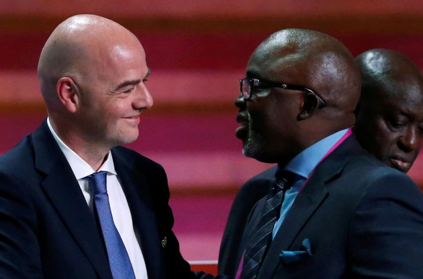 FIFA thwarts Nigerian bid to scuttle Pinnick's Council election