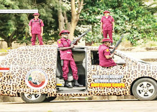 Ekiti, Ondo Deploy Amotekun In Forests, Boundaries Against Herdsmen