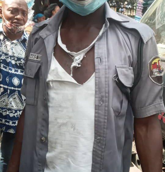LAGOS CBD DECRIES INCESSANT ATTACKS ON PERSONNEL