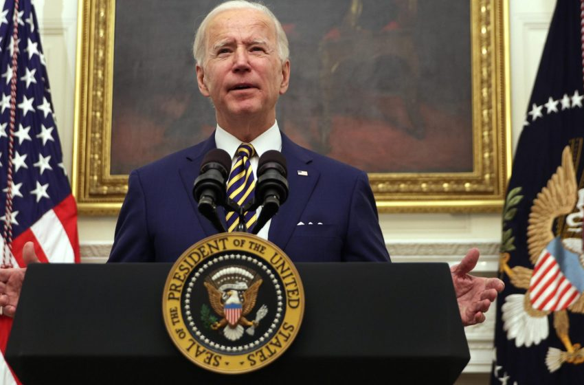 Biden Pledges $4bn For Global Covid-19 Vaccine Program